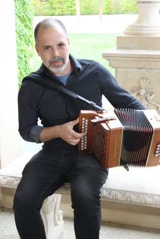 Rob Curto Solo Button Accordion